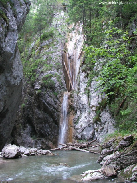 Bicajel waterfall