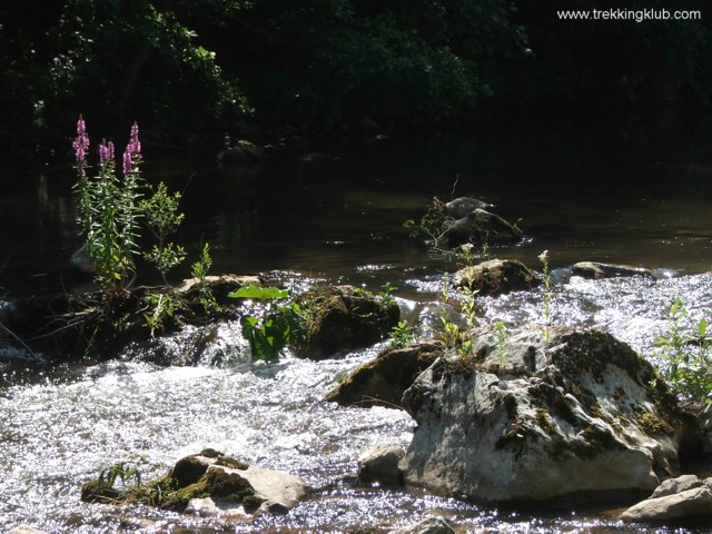Caras river - Caras Gorges
