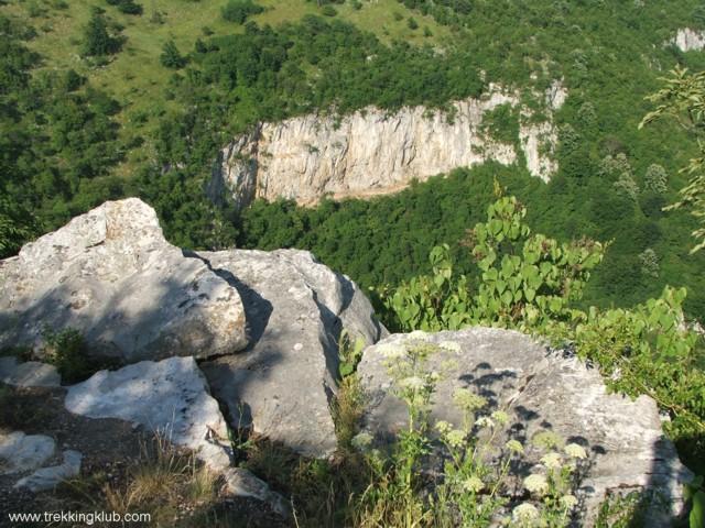 View - Caras Gorges