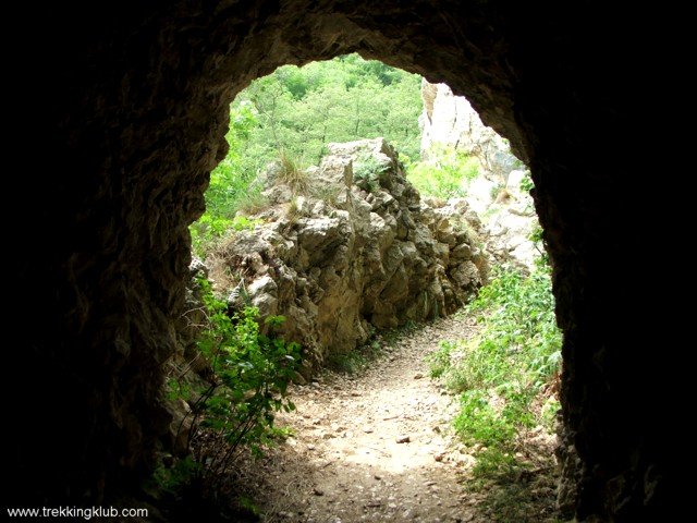 From the tunnel - Nera tunnels