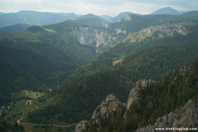 Bicaz Gorges - Sugaului Gorges