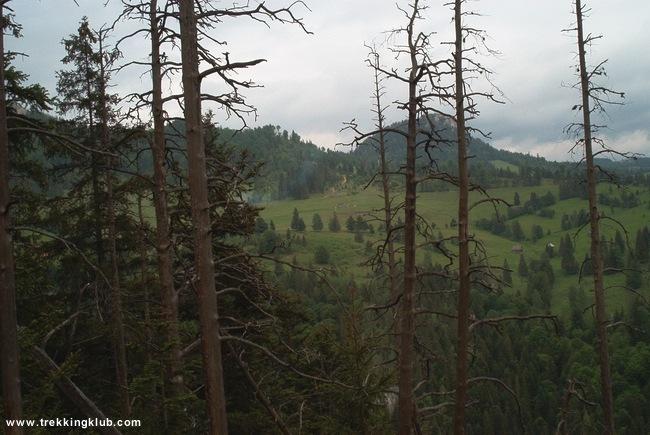 Surducel lowland plain - Bicajel Gorges