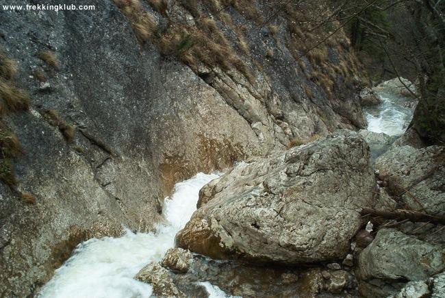 Lapos creek - Lapos Gorges