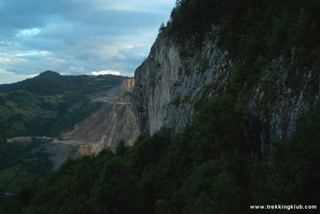 Munticelul - Bicaz Gorges