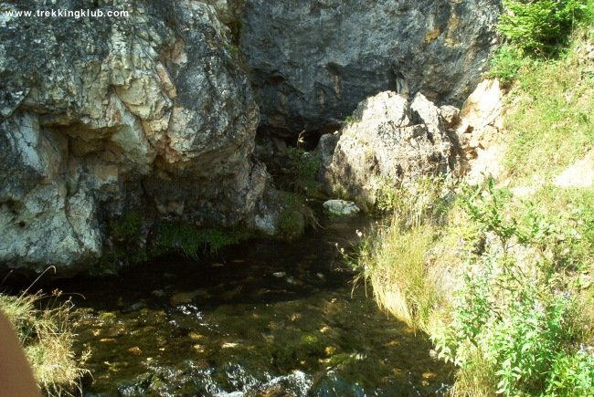 Warm Water Spring - Bicajel Valley