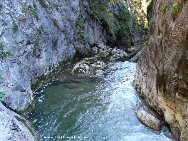 Duruitorarei Gorges - Bicajel Valley
