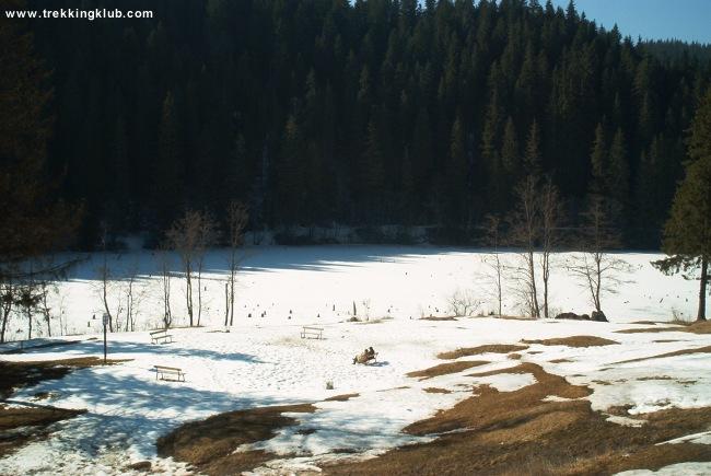 Red Lake - Cupas Mountain