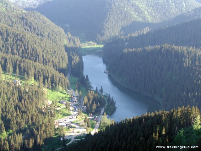 Lacul Rosu - Suhardul Mic