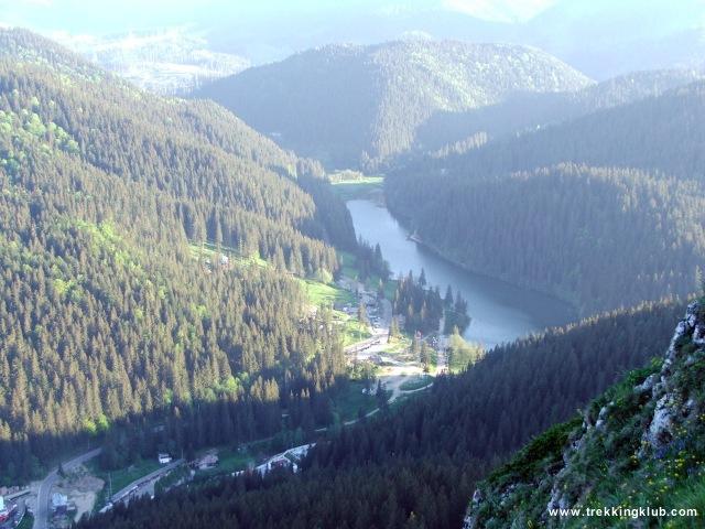 Gyilkos-tó - Kis-Cohárd