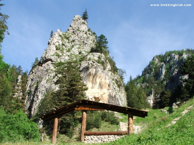 Sugaului Gorges - Suhard