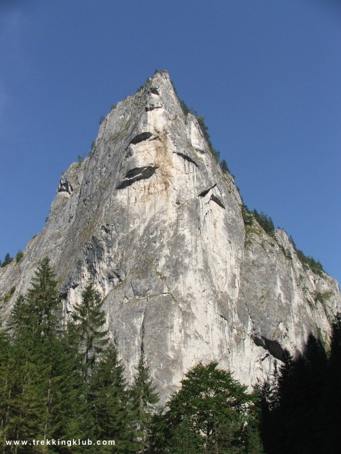 Watchtower - Bicaz Gorges