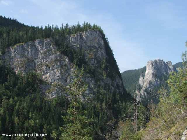 The Black Tower - Bicaz Gorges