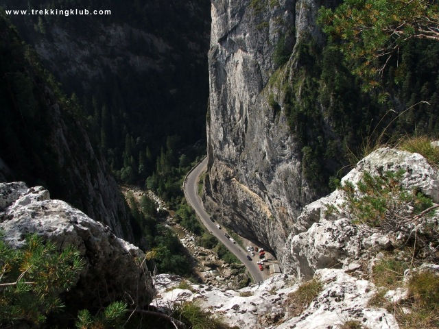 Hell's Porch - Bicaz Gorges