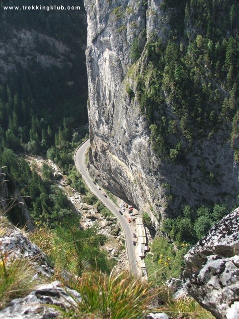 Hell's Porch - Bicaz Gorges