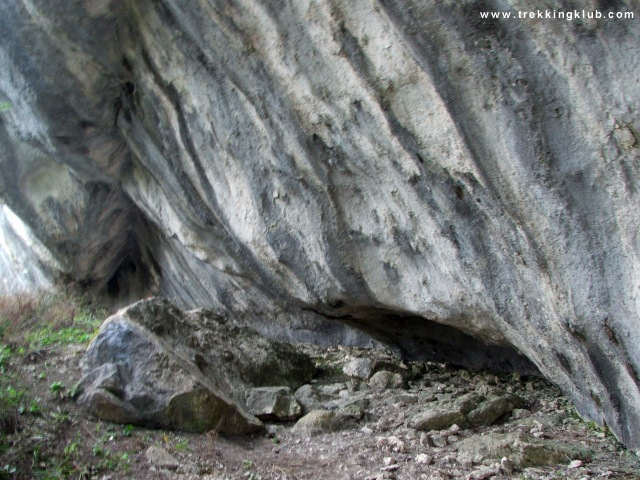 Bardos cave - Bicaz Gorges