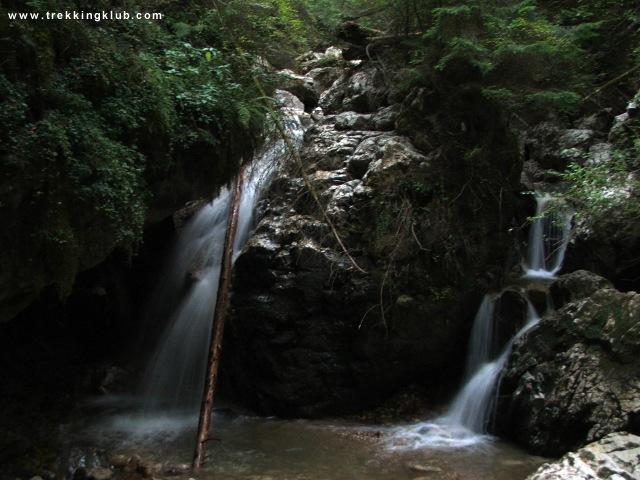 Lapos brook - Bicaz Gorges