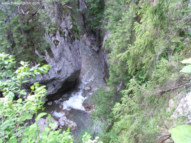 Bicajel canyon - Surducului Stone