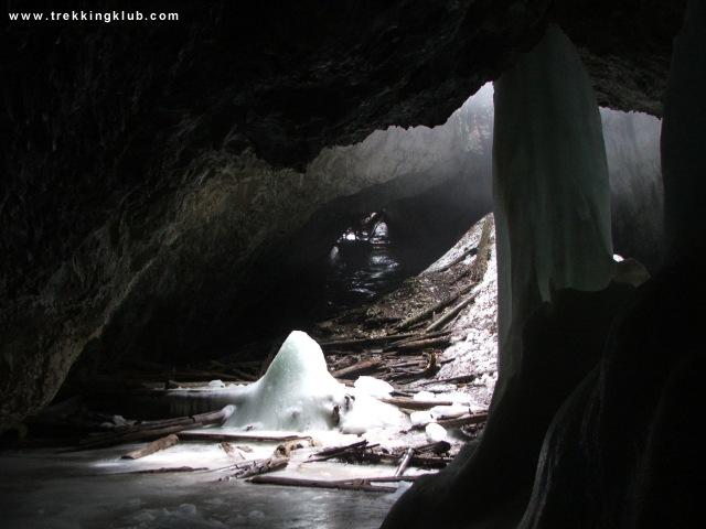 Eszkimó-jegesbarlang - Eszkimó-jegesbarlang
