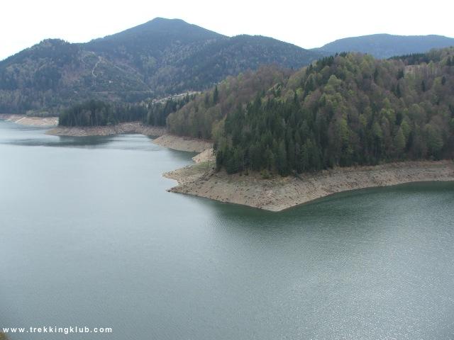 Lacul Floroiu - Valea Draganului