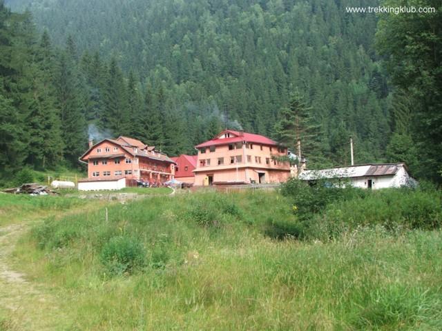Zugreni-sziget menedékháza - Zugreni-szoros