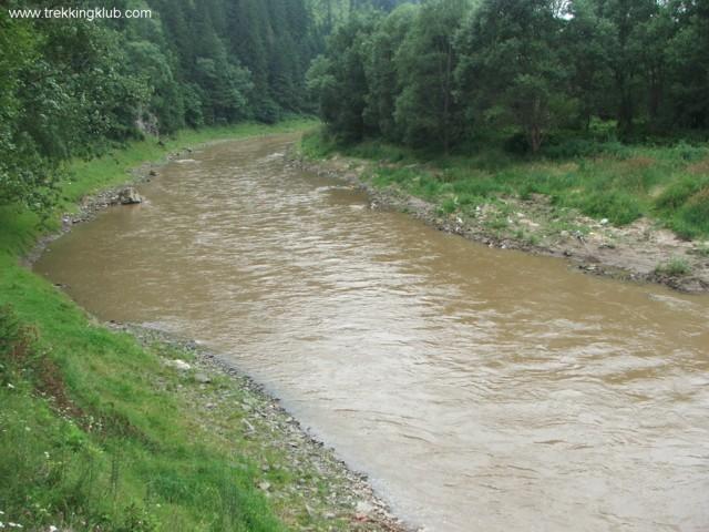 Bistrita river - Zugreni Gorges