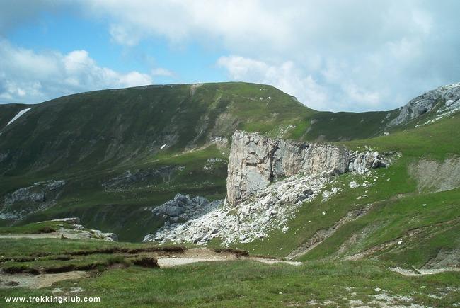 Mecetul turcesc - Valea Cerbului