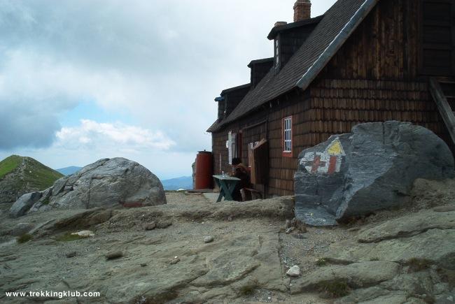 Cabana Omul - Valea Cerbului