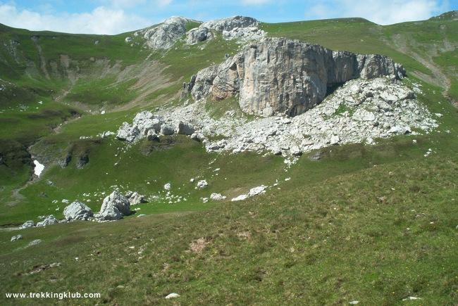 Mecetul turcesc - Cerbului Valley