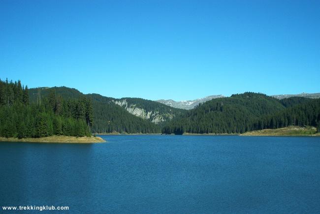 Lacul Bolboci - Pestera Ialomitei