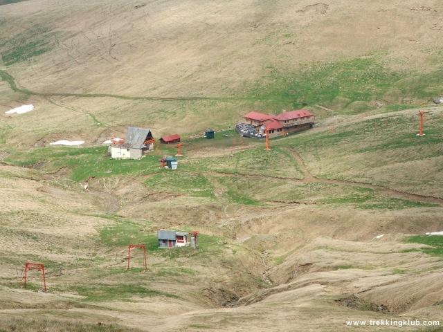 Valea Dorului - Vanturis