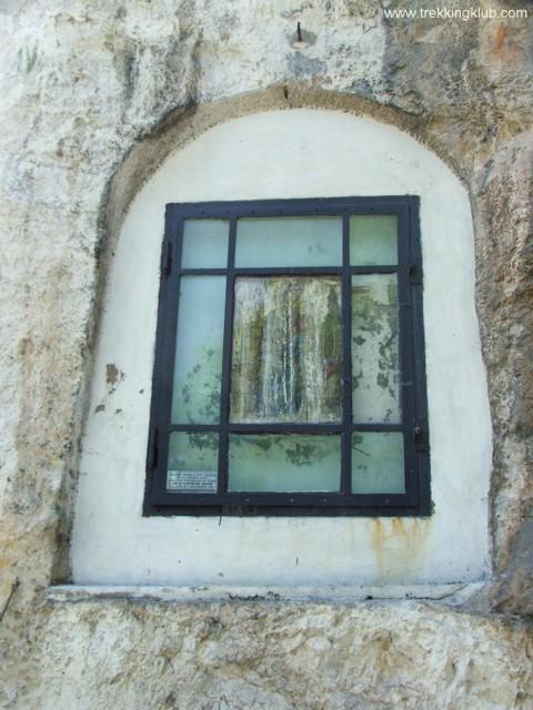 Vakablak - Szent Anna-szikla
