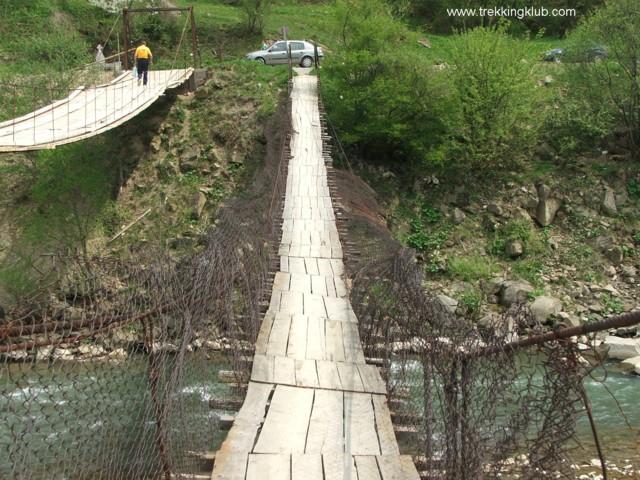 The old bridge - Eagles Lake