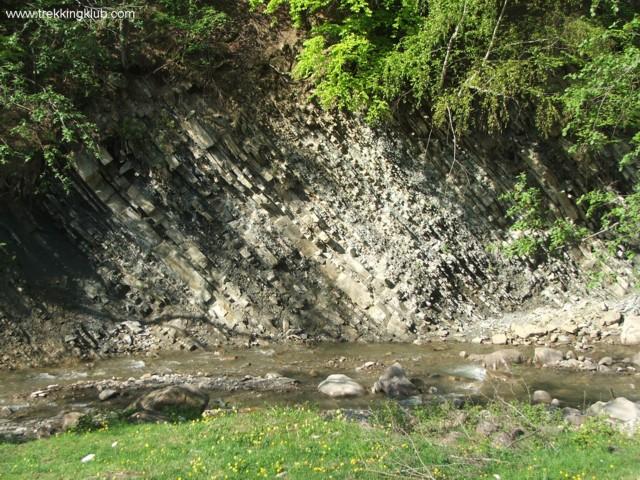 Basca Chiojdului creek - Chiojdu