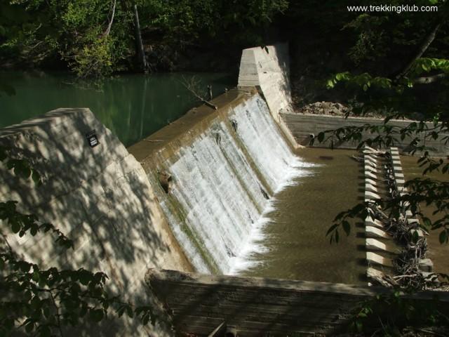 Baraj pe paraul Basca fara Cale - Chiojdu