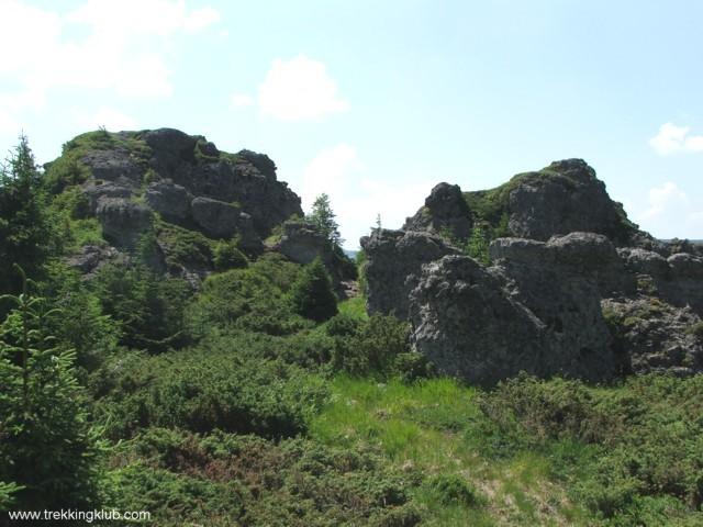 Tamau rock citadel - Tamau