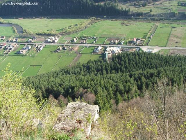 Országút a Maros völgyében - Beás-tető