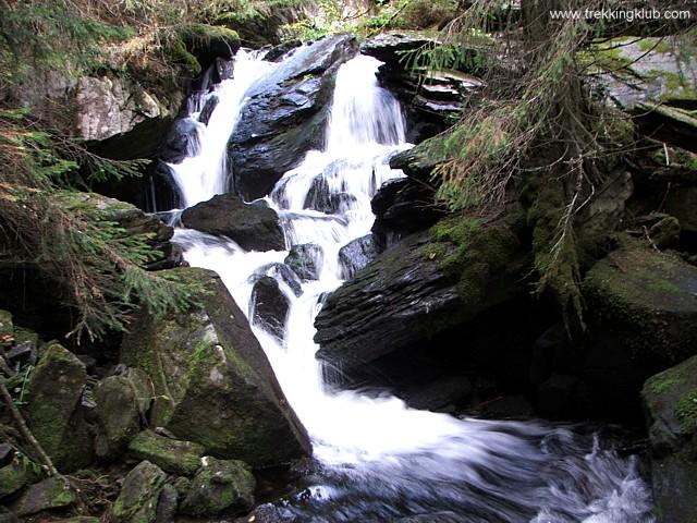 Kettős vízesés - Kis-Lomás