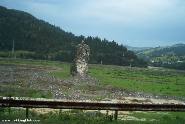 Stanca - Piatra Teiului - Cascada Duruitoarea