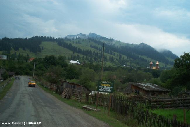 Ceahlau - Cascada Duruitoarea