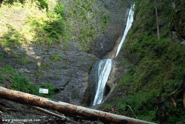 Duruitoarea waterfall - Duruitoarea waterfall