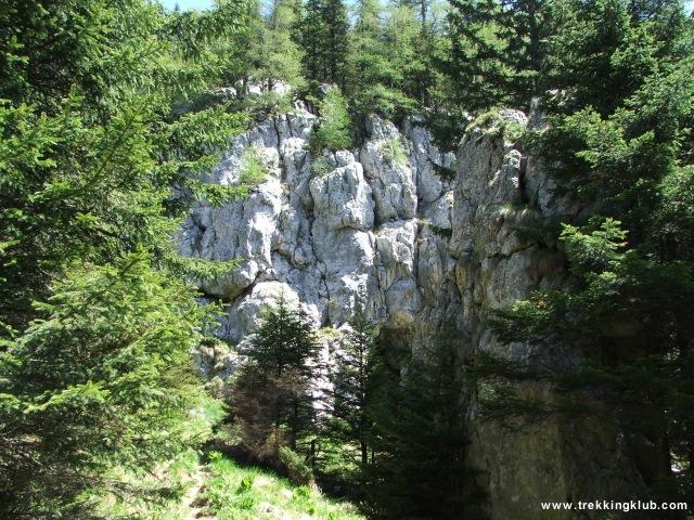 Piatra cu Apa - Izvorul Muntelui - Toaca csúcs