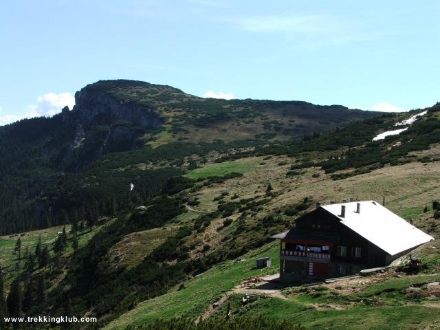 Nagy Aklos - Dochia menedékház - Izvorul Muntelui - Toaca csúcs