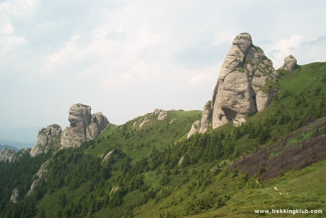 Turnul Rosu si Goliat - Bratocea