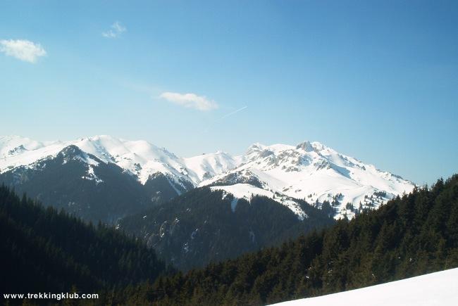 Bretocsa és Csukás-csúcs - Vörös-havas