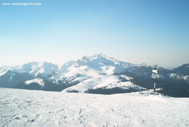 Keresztút - Vörös-havas