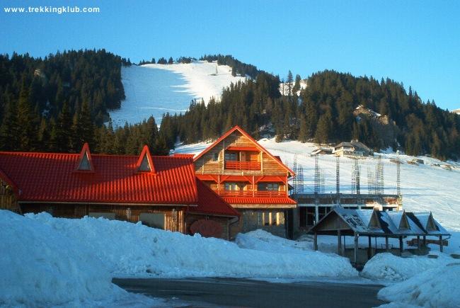 Vörös-havas menedékház - Vörös-havas