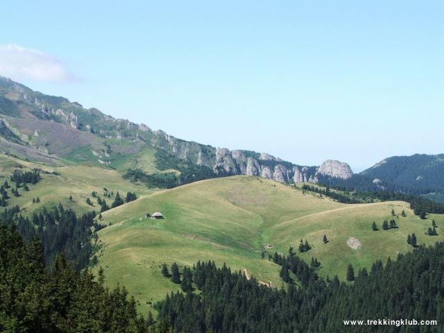 Muntele Chirusca - Tigaile Mari