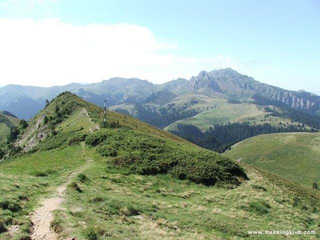 Muntele Rosu - Tigaile Mari