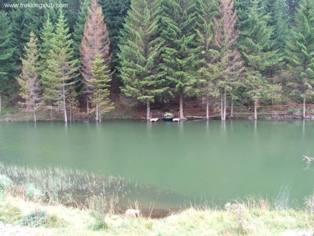 Boating lake - The source of Tatros