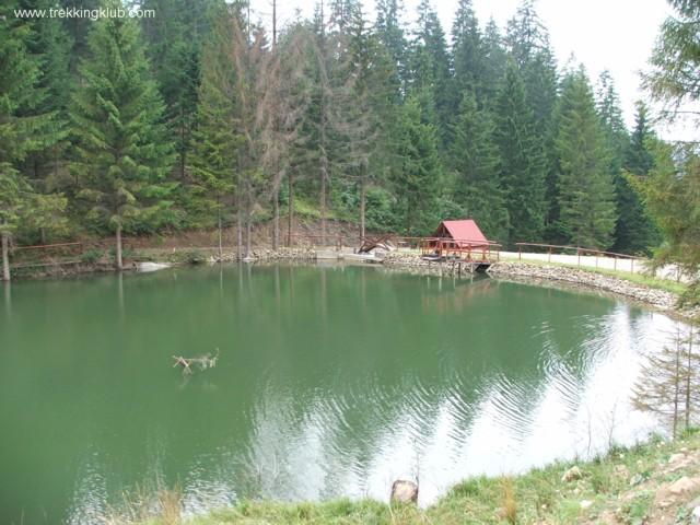Pisztrángos - The source of Tatros